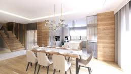 jadalnia kuchnia dom projekt wnetrz projektowanie wnetrz_urzadzanie mieszkania_architektura wnetrz_projekt kuchni_projekt lazienki_projektant wnetrz_biuro architektoniczne_zielona gora_poznan_wroclaw_paulina golaska_paulina Gołaska studio