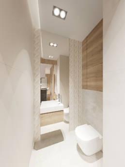 projekt toalety_projekt wc_aranzacja toalety_nowoczesna toaleta_projektowanie wnetrz_golaskastudio_gołaska studio_Ekonbud_deweloper Zielona Góra EBF Fadom Piastowskie apartamenty